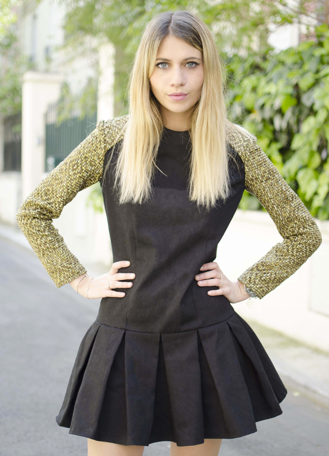 blog-fashion-mode-dress-tweed-chanel