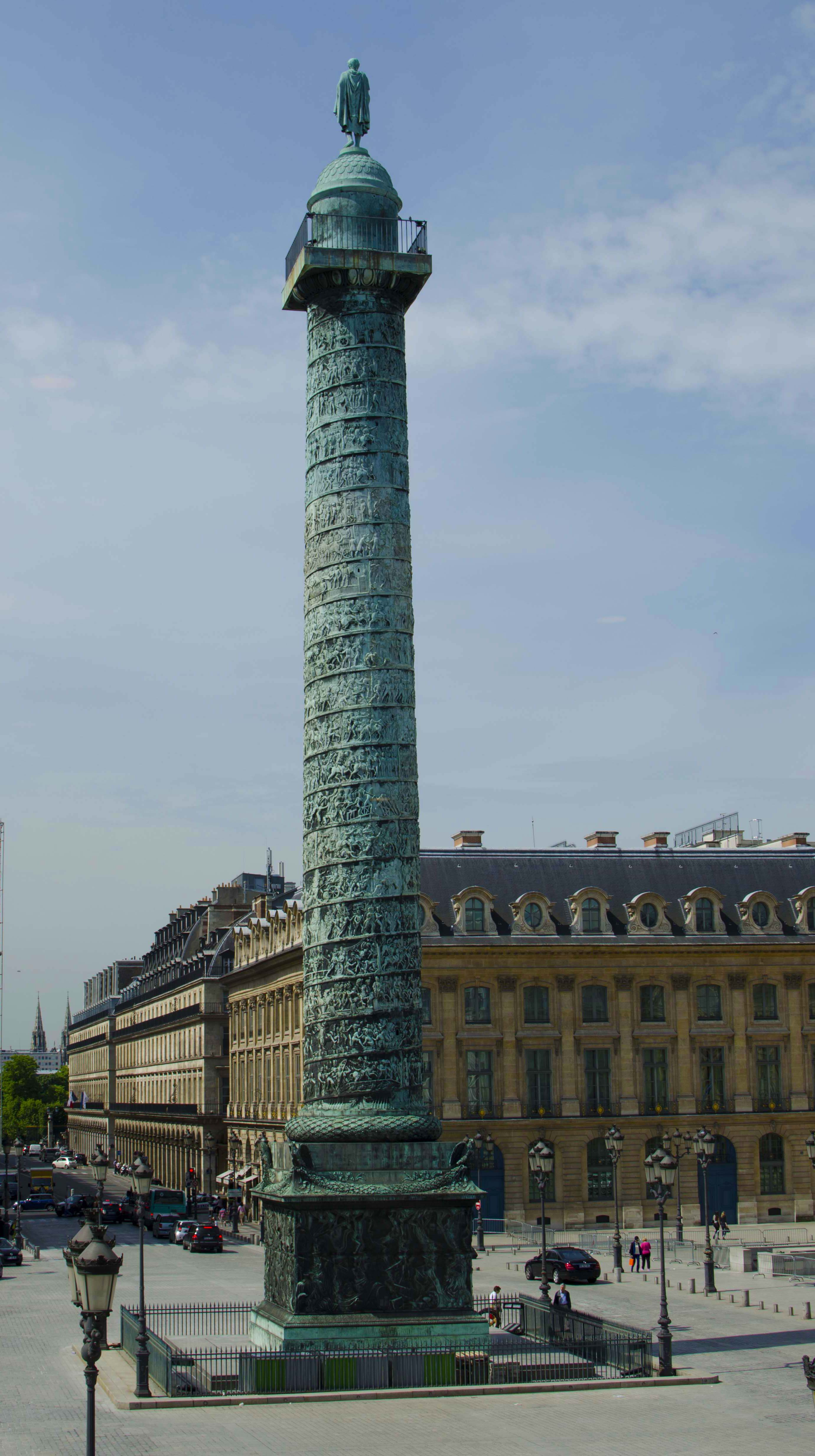 Boucheron place vendome tower
