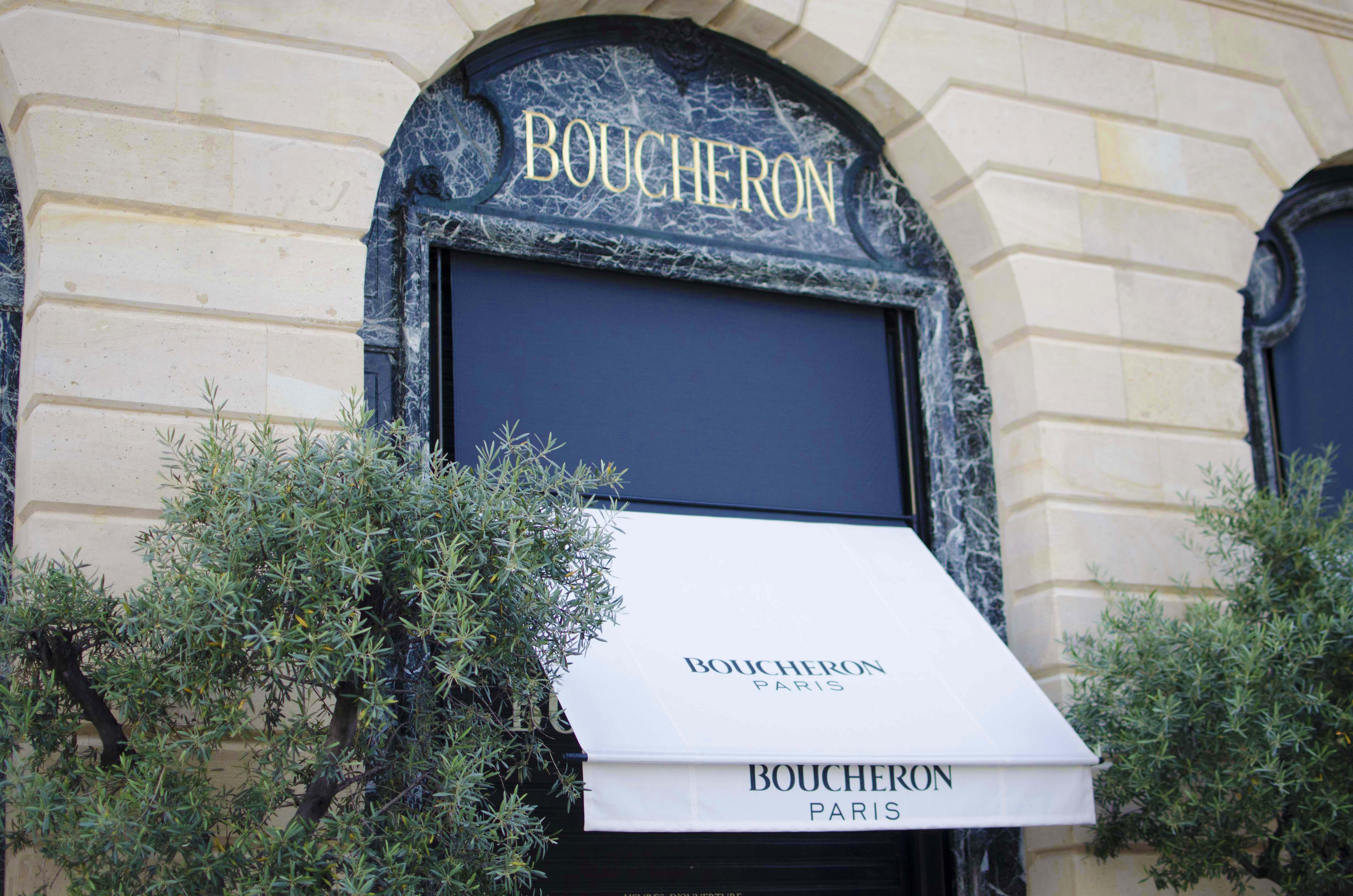 Boucheron vendome luxe