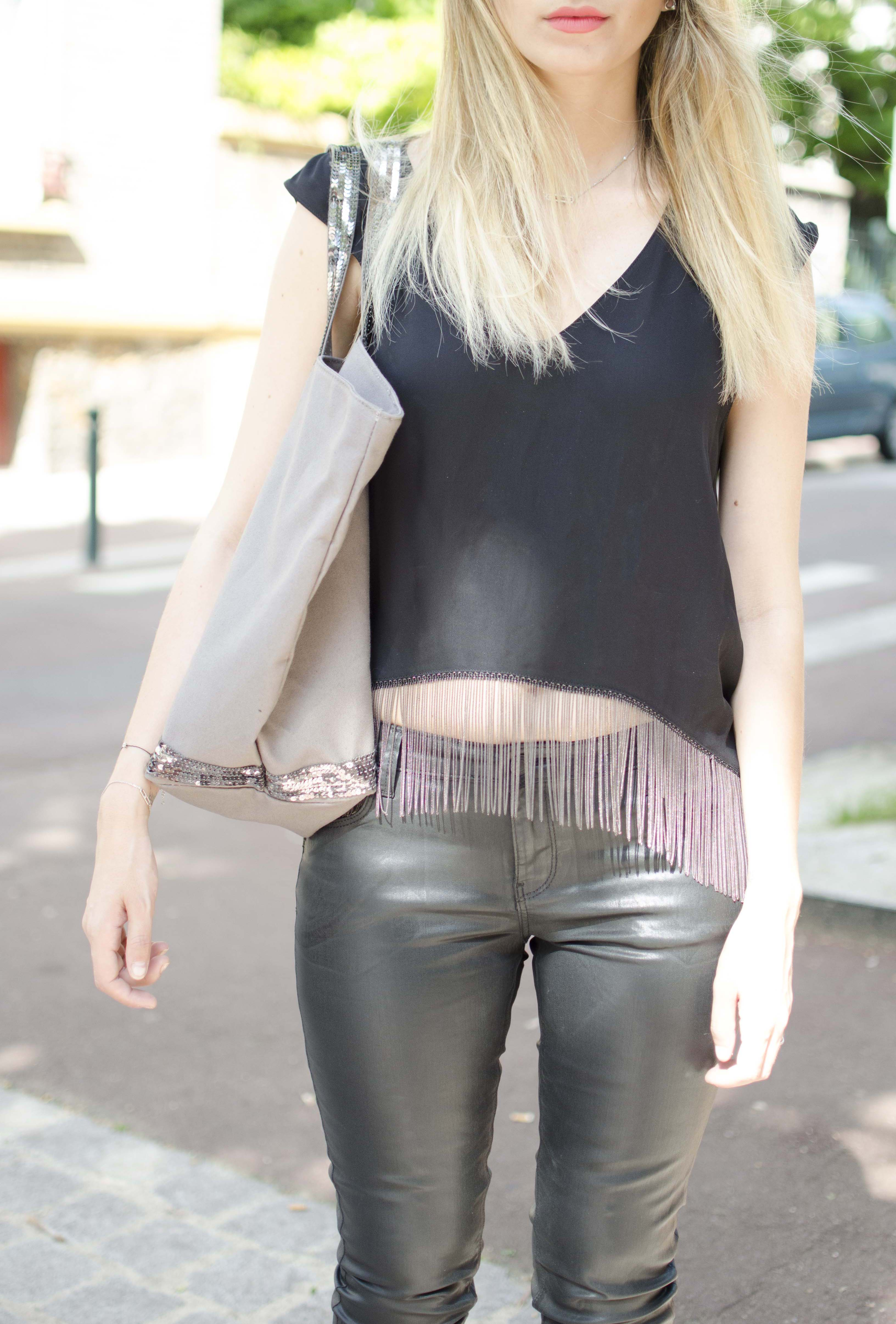 ootd blog fashion leather