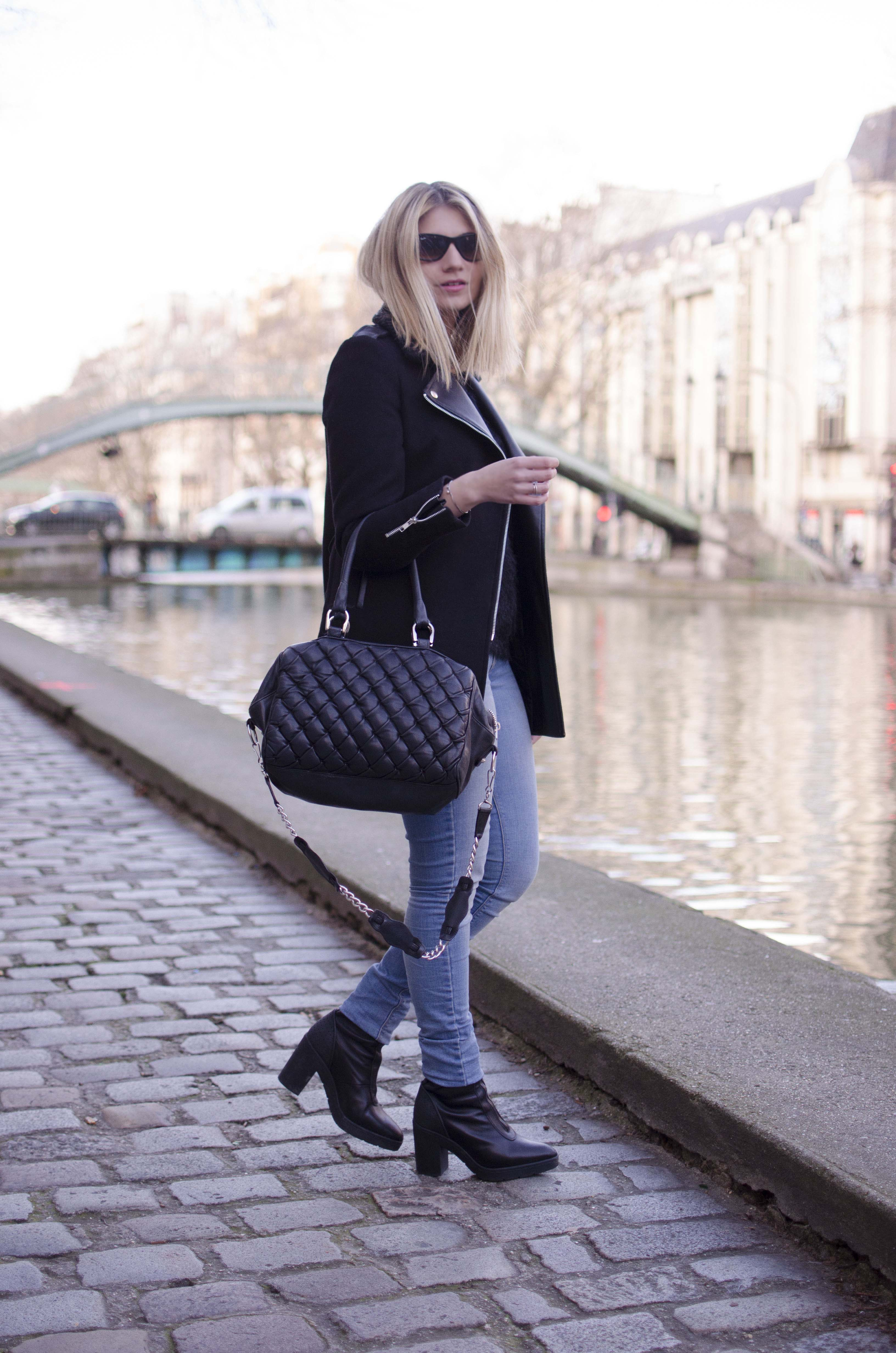 ootd mode blog fashion blond
