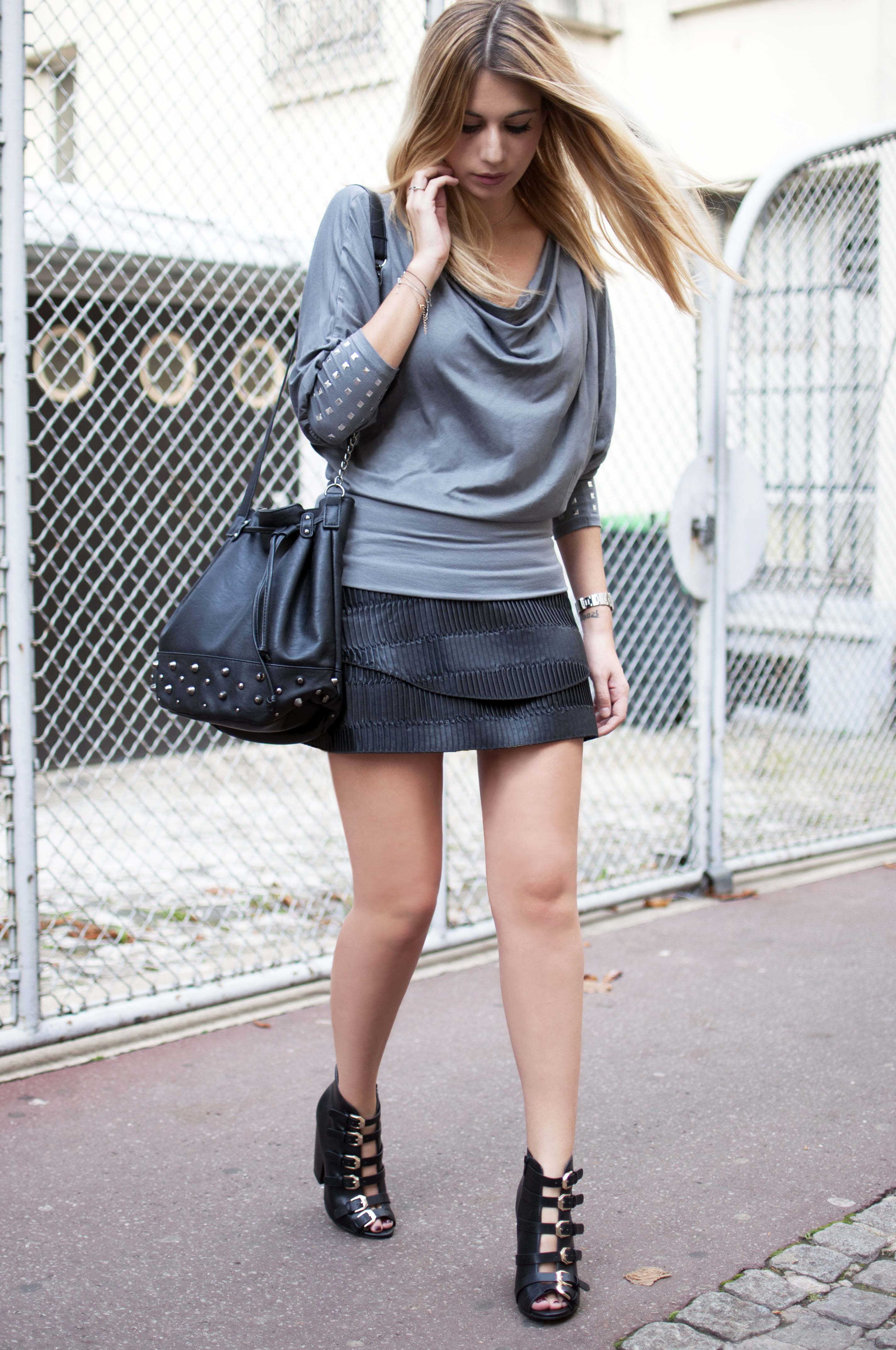 ootd mode blog blonde 3Suisses