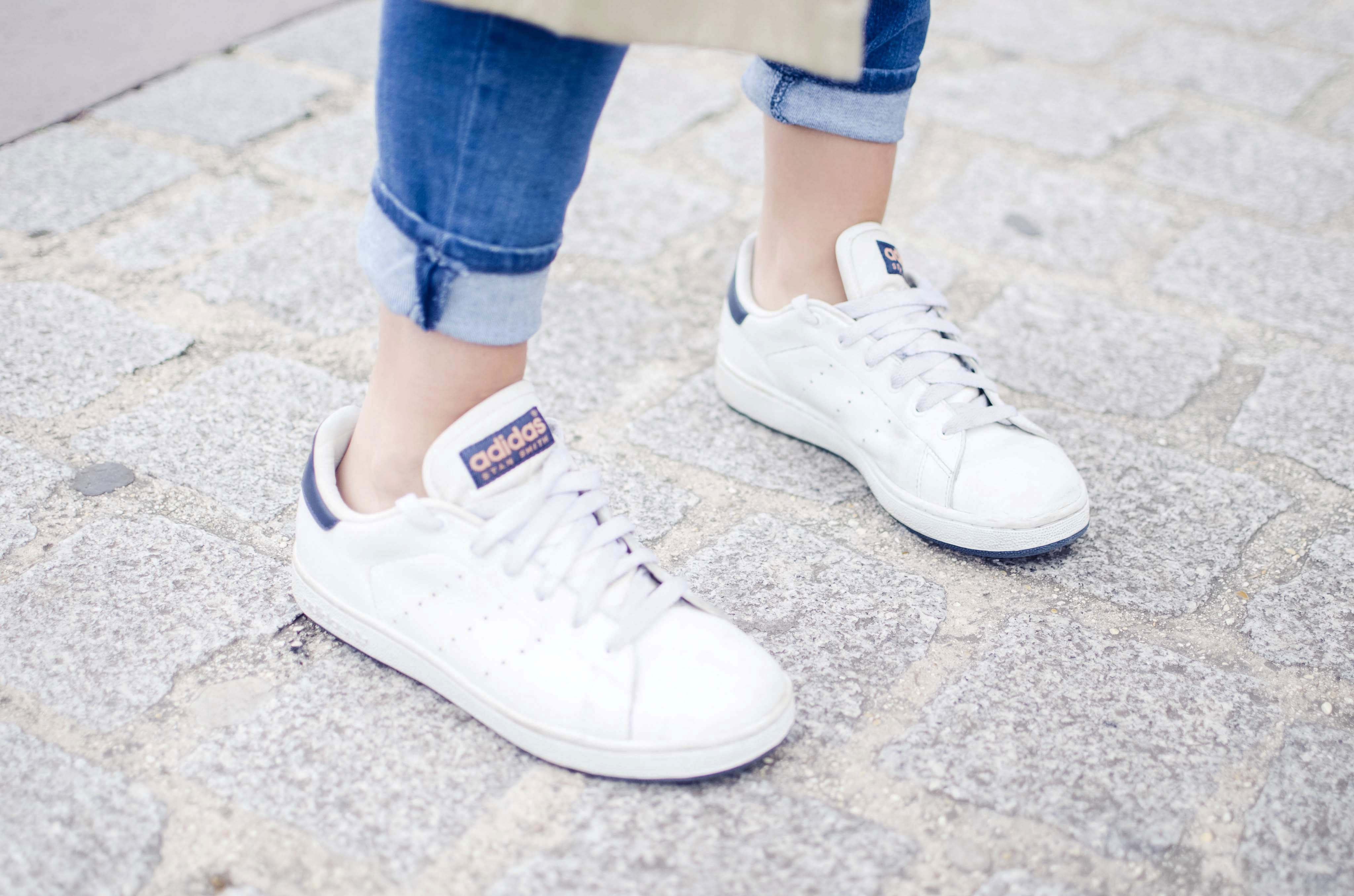 ootd stan smith blog mode fashion
