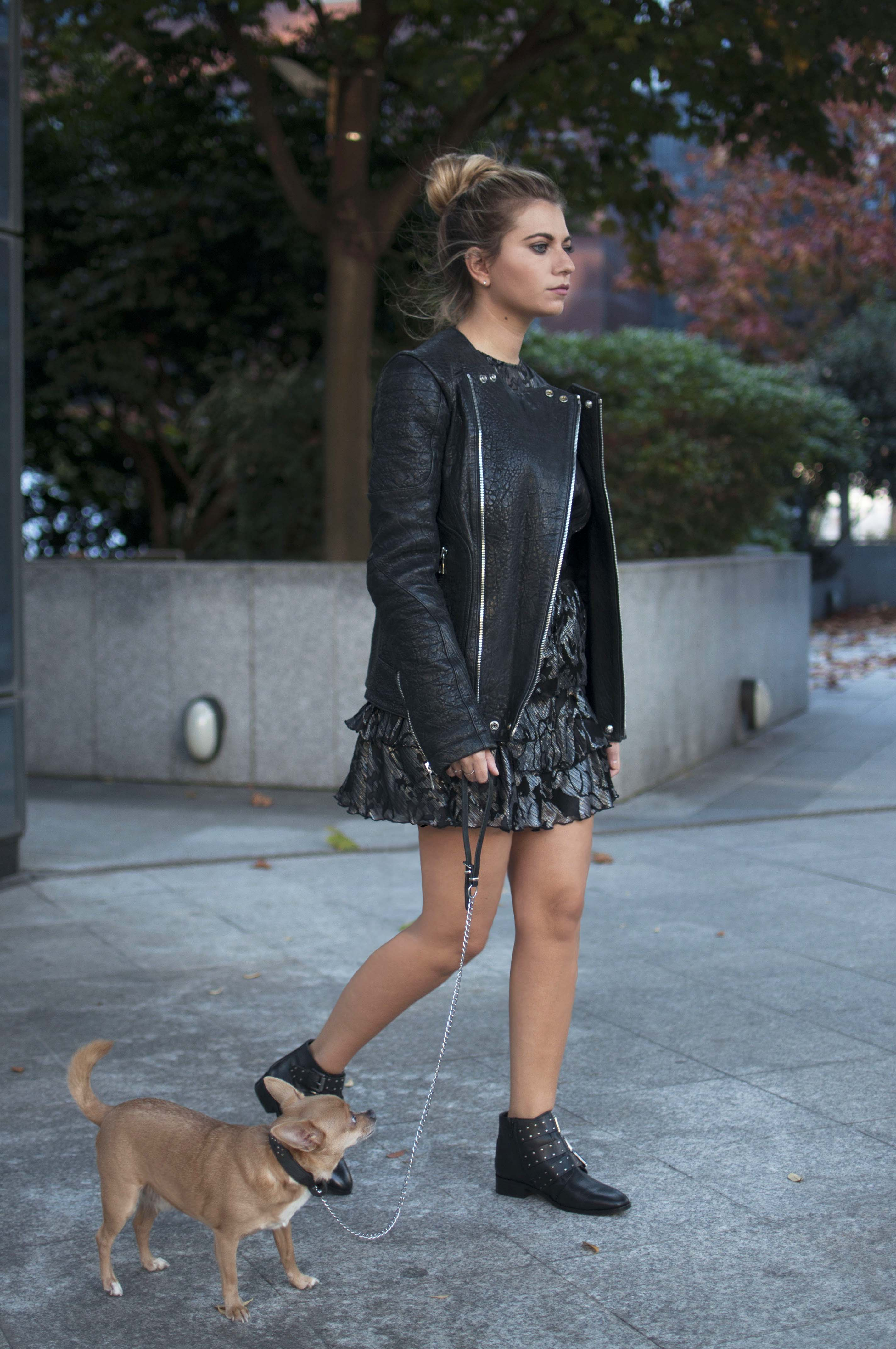 ootd-blog-mode-rock-silver-dress